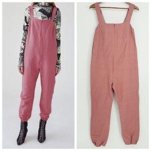 Rachel Comey Barlow Jumpsuit in Pink